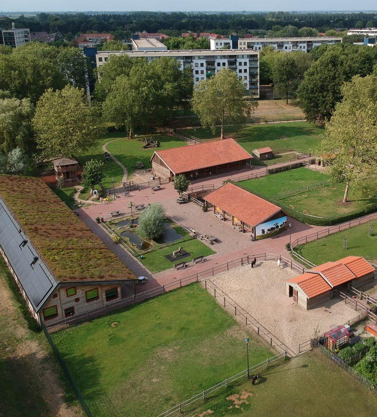 Locatie - NME-Centrum en Kinderboerderij De Elzenhoek