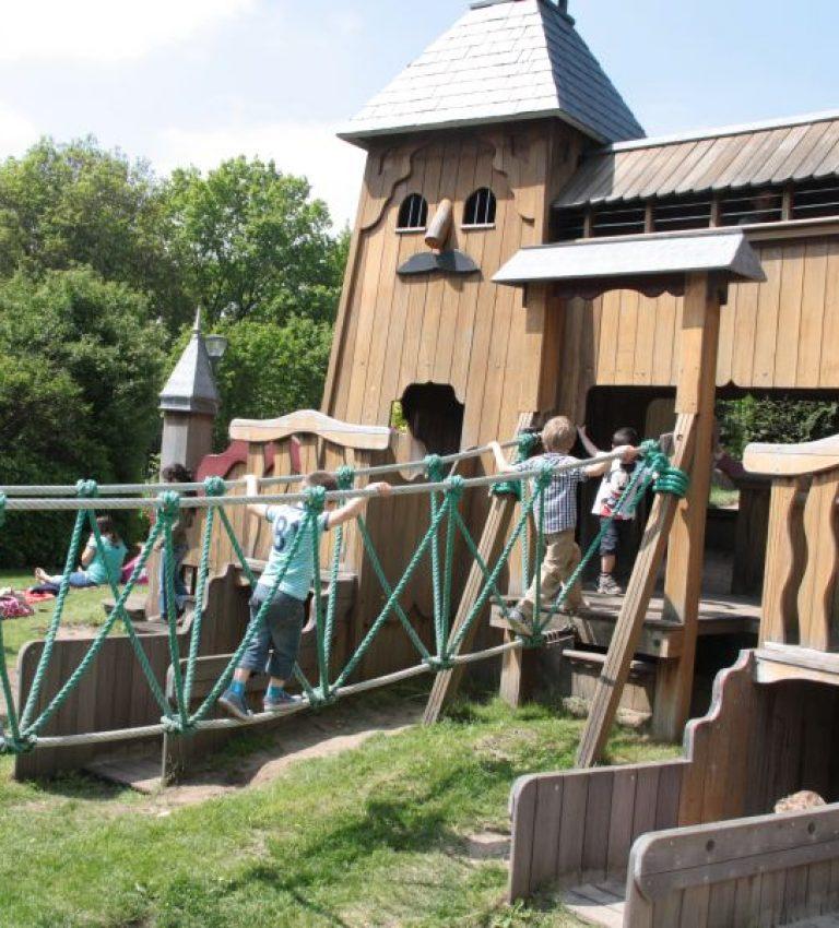 Elckerlyc - NME-Centrum en Kinderboerderij De Elzenhoek