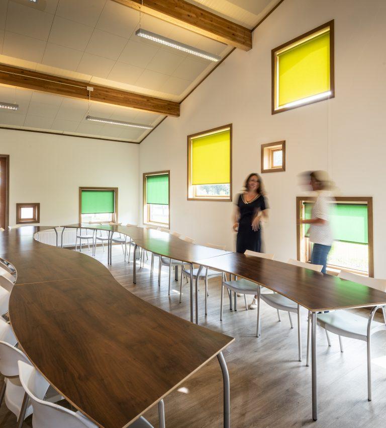 Vergaderen- NME-Centrum en Kinderboerderij De Elzenhoek