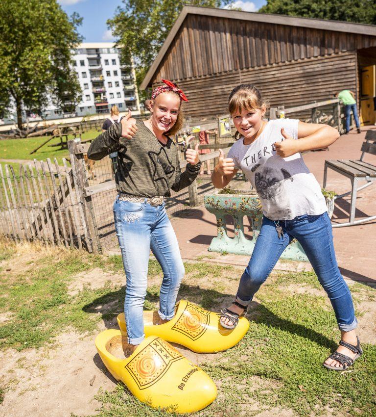 Kinderfeestje - NME-Centrum en Kinderboerderij De Elzenhoek