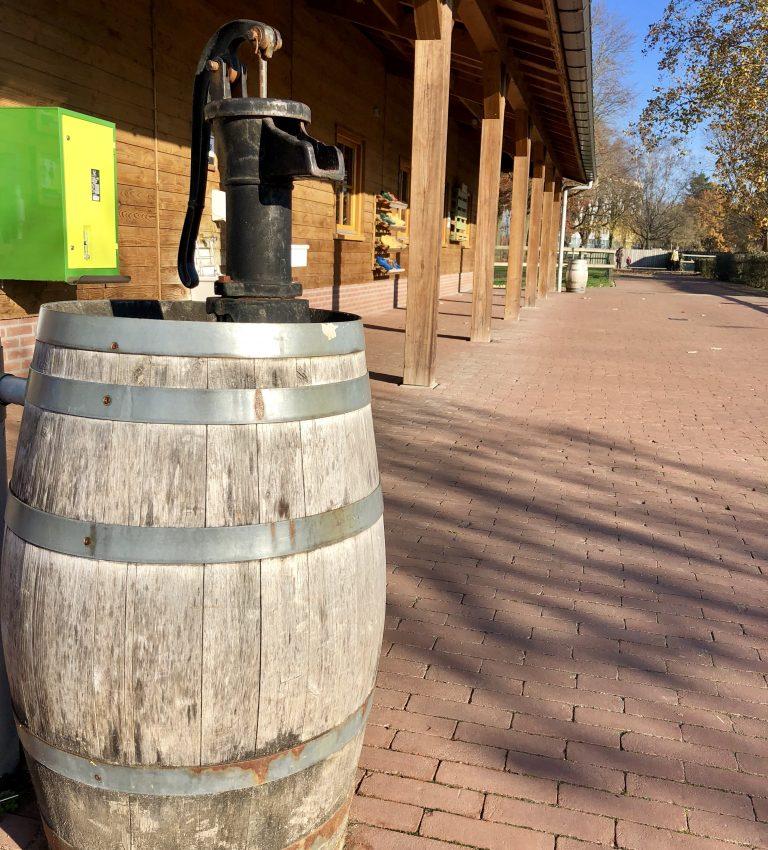 Duurzaam water - NME-Centrum en Kinderboerderij De Elzenhoek